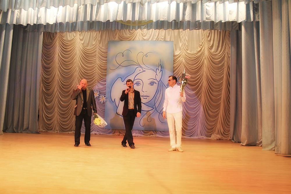 День города Вознесенска (26.05.2012)